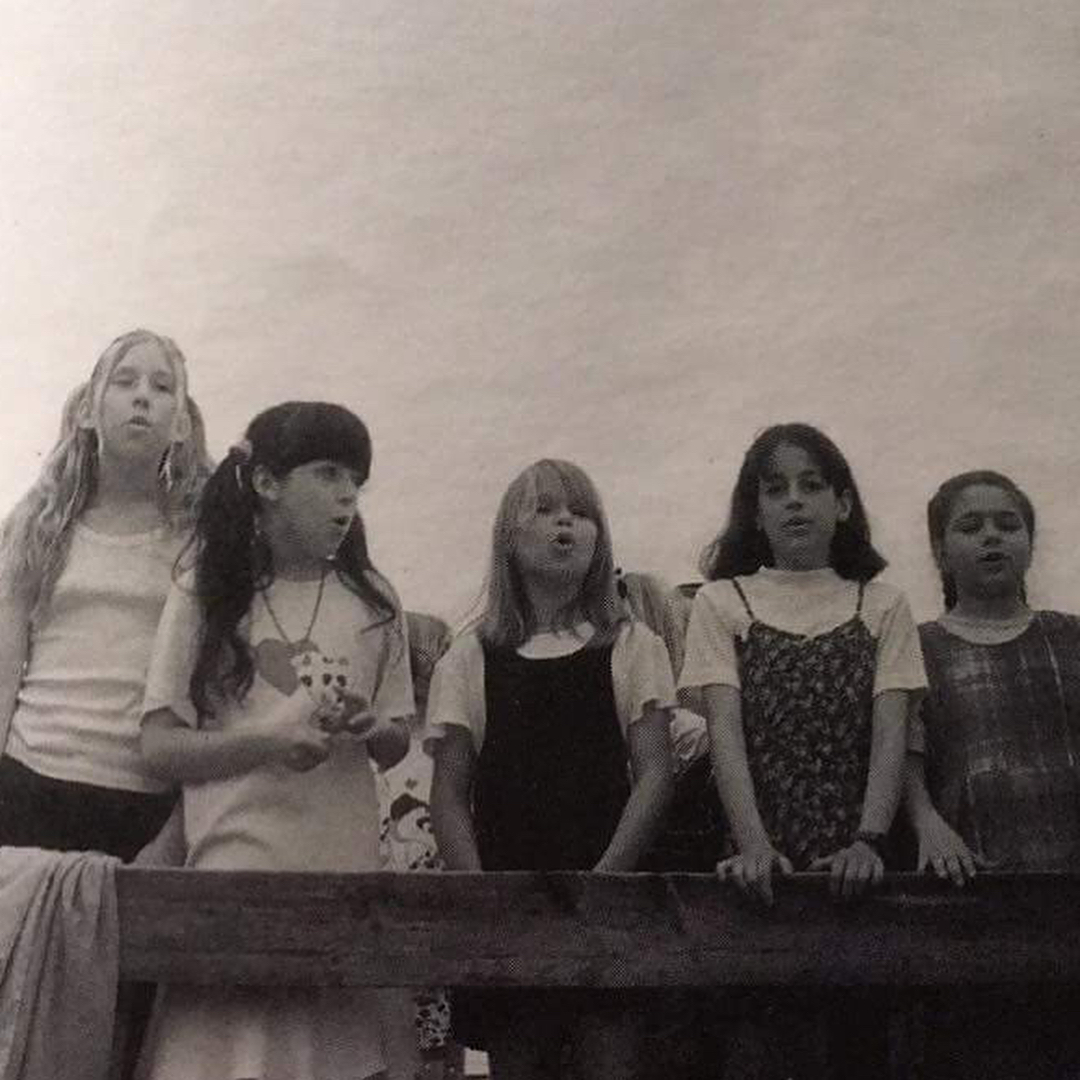TBT to being part of a SpiceGirls cover band inhellip